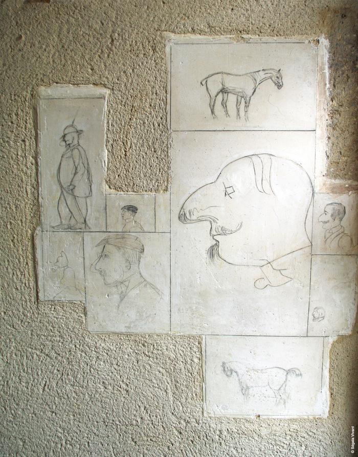 Une salle consacrée aux oeuvres d'Henri de Toulouse-Lautrec sur le thème « Patrimoine et éducation : apprendre pour la vie » Henri de Toulouse-Lautrec : en marge de toute école !