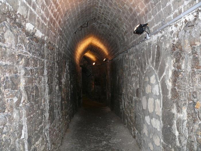 Journées du patrimoine 2019 - Visite guidée du souterrain de la porte d'Ennery et de l'escalier du général Leclerc