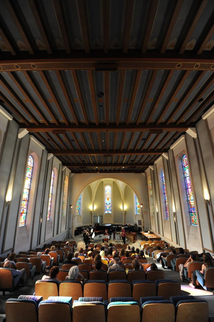Journées du patrimoine 2019 - Interludes musicaux à la maison diocésaine Saint-Sixte