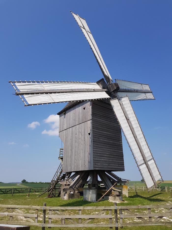 Journées du patrimoine 2020 - Entrez au Moulin de Valmy