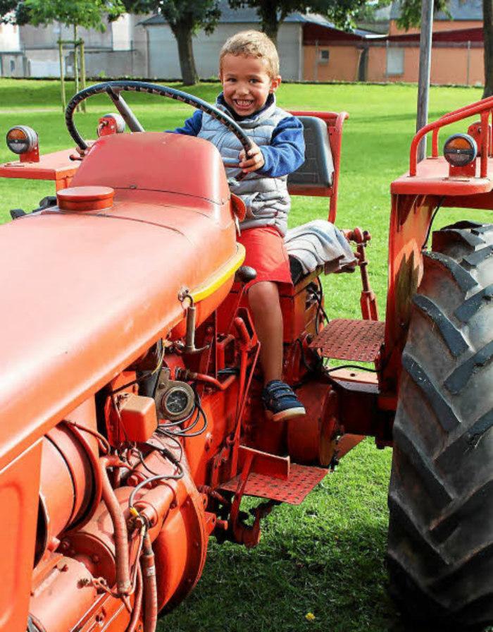 Journées du patrimoine 2020 - Exposition de tracteurs anciens