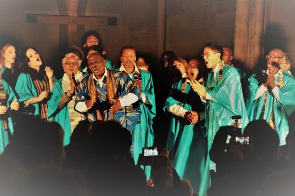 Fête de la musique 2019 - World of Gospel sur le pavé parisien