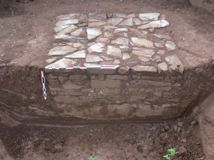 Journées du patrimoine 2019 - Visite du chantier des fouilles archéologiques de l'aqueduc de Rodez