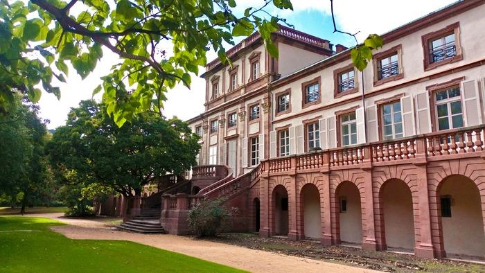 Journées du patrimoine 2020 - Visite guidée du château et du parc de la Neuenbourg