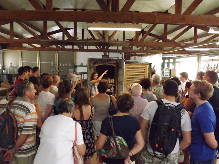Journées du patrimoine 2019 - Visite guidée des ateliers de fabrication de faïence d'art