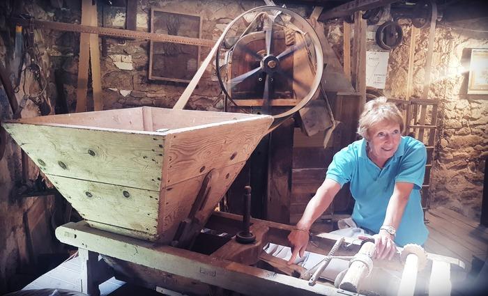 Journées du patrimoine 2019 - Visite commentée du Moulin de la Presle