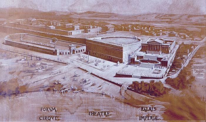 Journées du patrimoine 2019 - Autour du théâtre romain