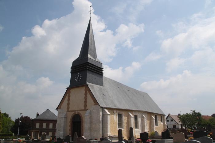 Journées du patrimoine 2019 - Visite libre de l'église Saint-Martin de Pissy Pôville
