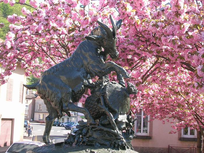 Journées du patrimoine 2019 - Les Fontaines de Raon l'Etape