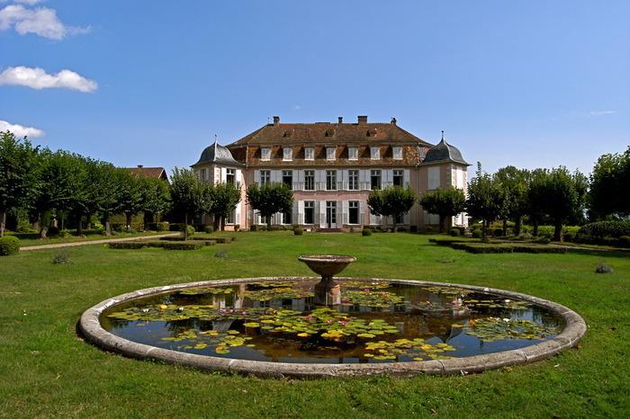 Journées du patrimoine 2020 - Visite des jardins et du parc du château de Kolbsheim