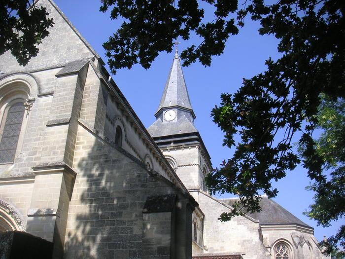 Journées du patrimoine 2020 - Église de Falvy
