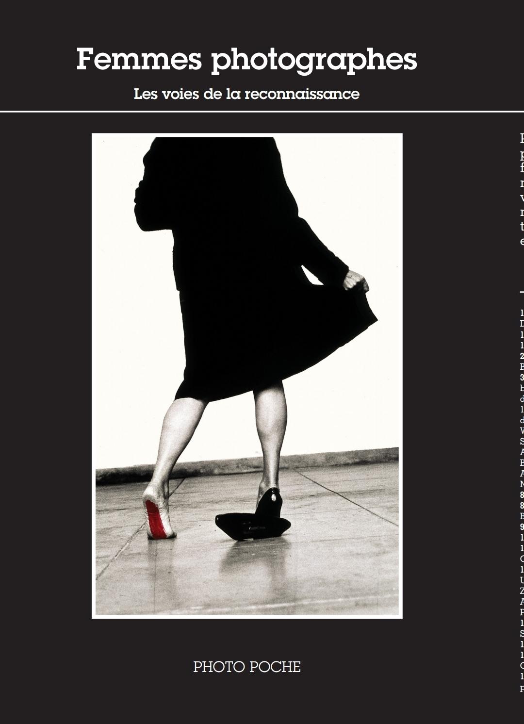 Présentation d'un projet éditorial autour des femmes photographes, expositions de tirages et projection d'un documentaire sur le sujet