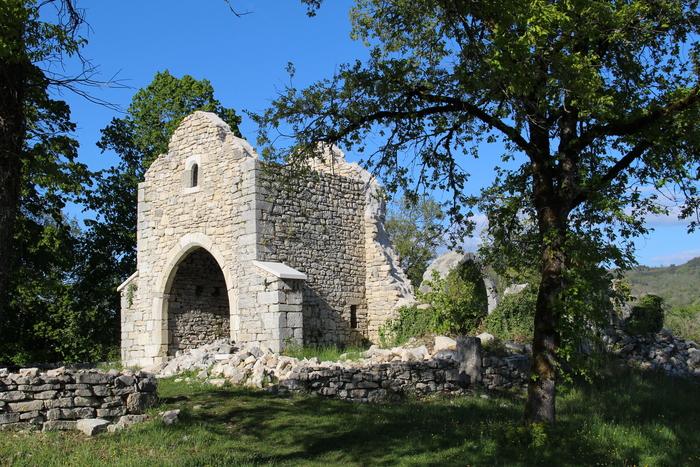 Journées du patrimoine 2019 - Renaissance d'une église