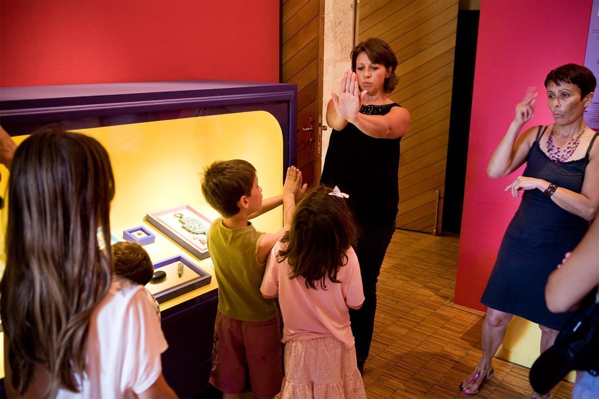 Le Museon Arlaten, musée de Provence vous propose avec le soutien du Cil Interprètes une visite en LSF pour un public individuel sourd/malentendant.