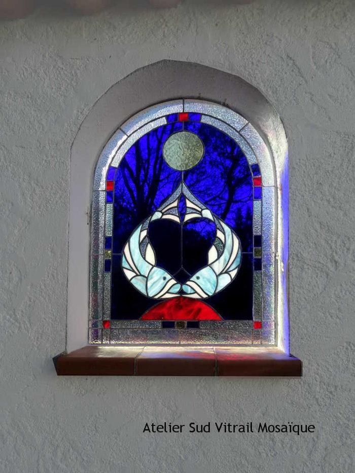 Journées du patrimoine 2019 - Démonstration et atelier vitrail