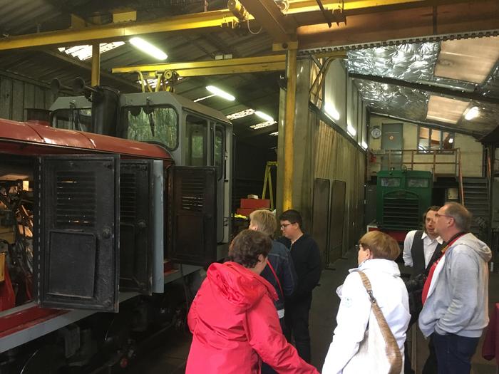 Journées du patrimoine 2020 - Visite guidée Musée et atelier au P'tit train de la Haute Somme