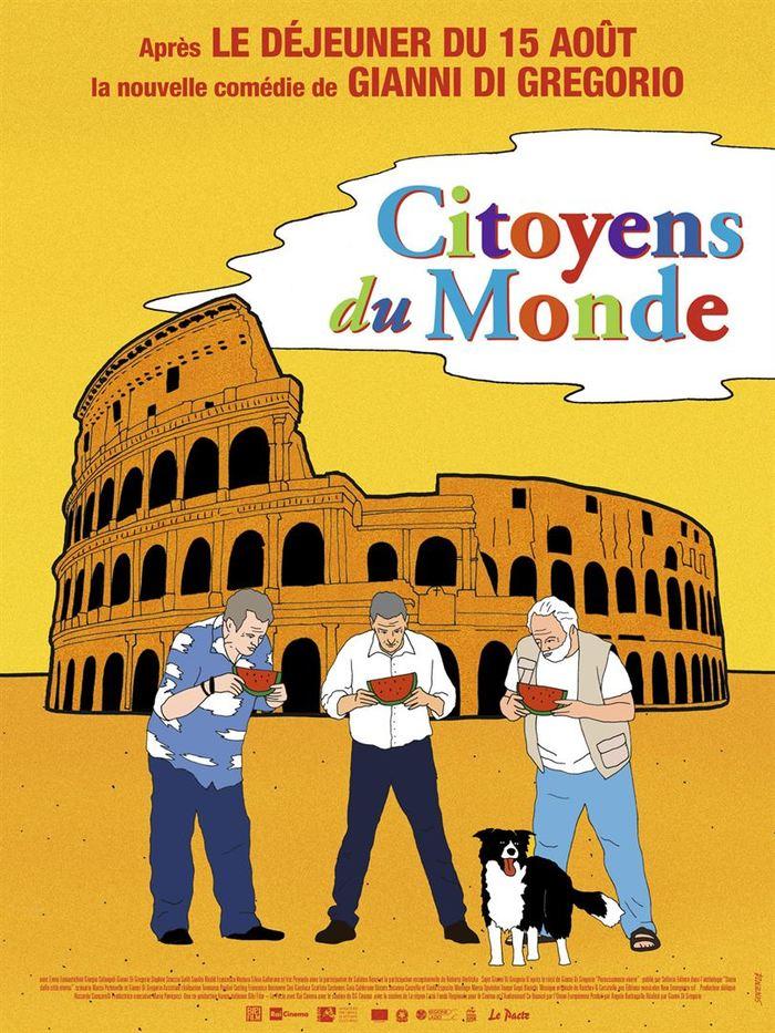 Comédie (VOST) de Gianni di Gregorio avec Gianni di Gregorio… - Italie - 2020 - 1H32