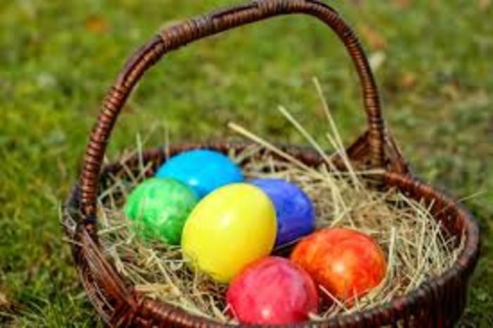 Comité des fêtes - Oeufs de pâques