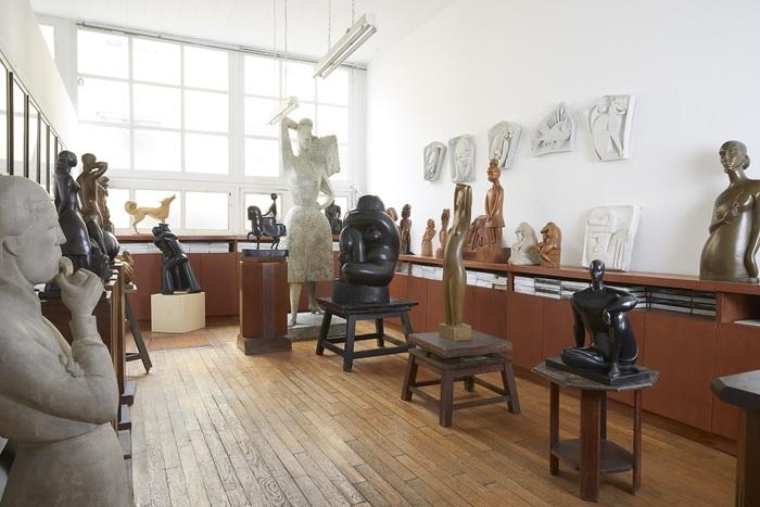 Journées du patrimoine 2020 - Autour de la sculpture de Chana Orloff