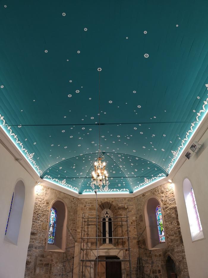 Journées du patrimoine 2020 - Visite de l'abbaye laïque de Gestas après restauration