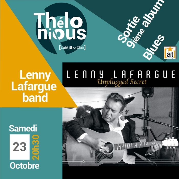 LENNY LAFARGUE BAND– THELONIOUS CAFE JAZZ CLUB