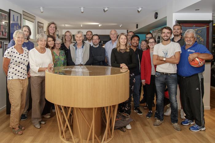 Journées du patrimoine 2019 - Visite guidée de l'Espace muséal de la Fédération Française de BasketBall