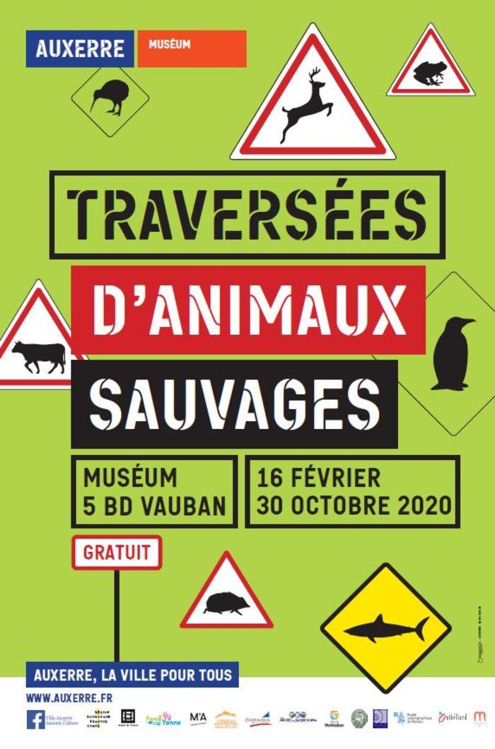 Journées du patrimoine 2020 - Traversées d'animaux sauvages