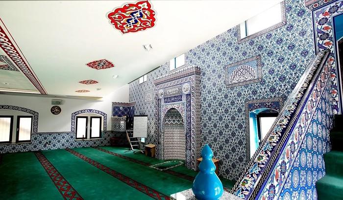 Journées du patrimoine 2020 - Visite guidée de la Mosquée Fatih