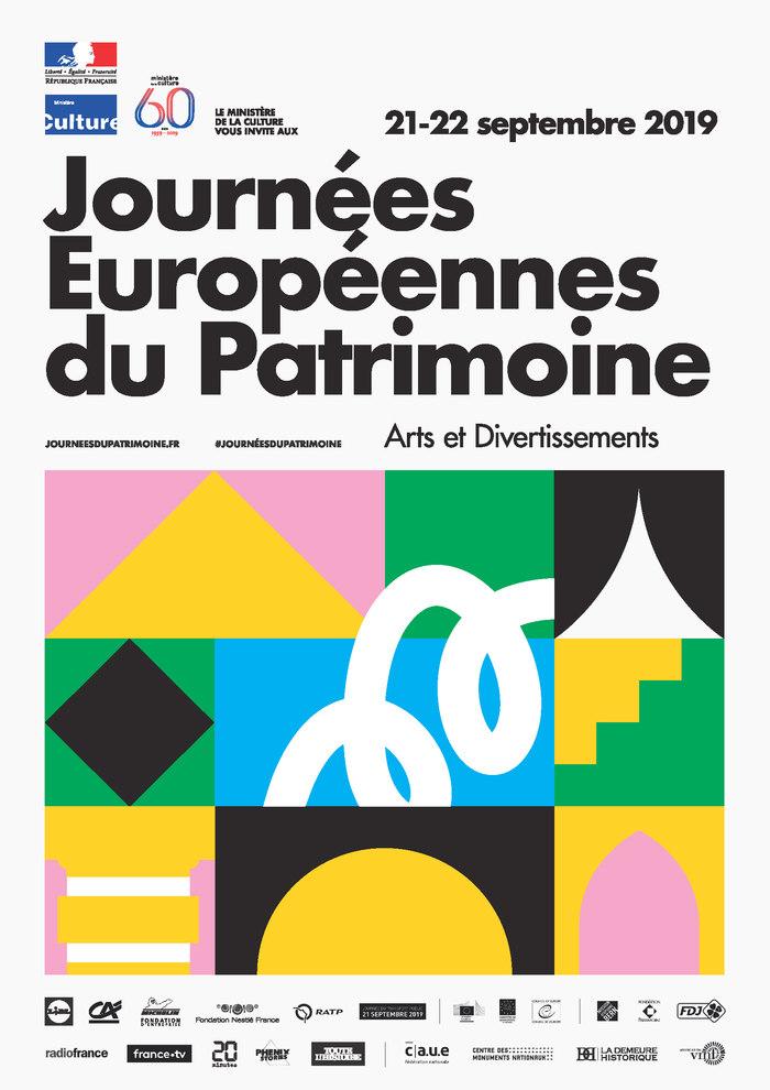 Journées du patrimoine 2019 - Promenade confèrence