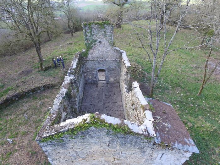 Journées du patrimoine 2019 - Découverte de la chapelle d'Arros