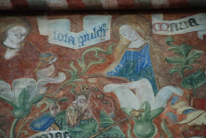 Journées du patrimoine 2020 - Découvrez l'art sacré de l'église Saint-Prix-et-Saint-Cot