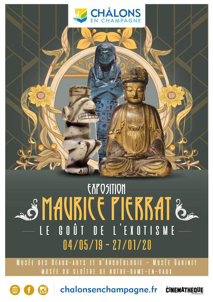 Nuit des musées 2019 -Visite libre de l'exposition