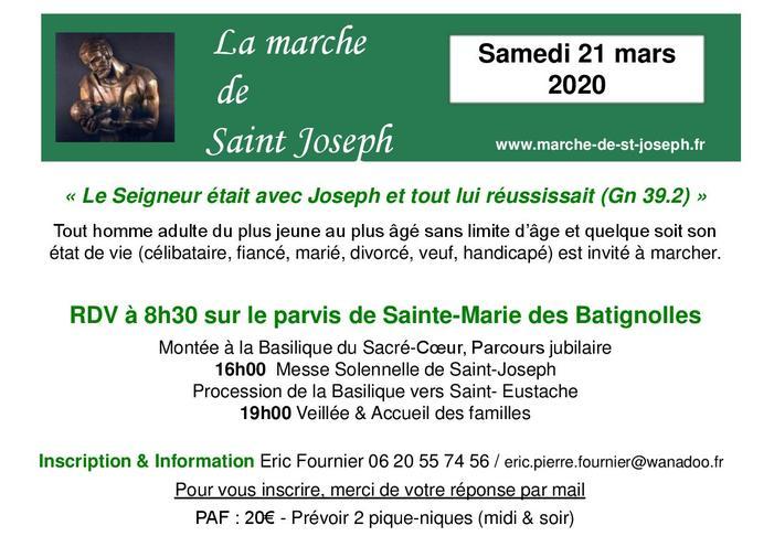 Marche de Saint-Joseph