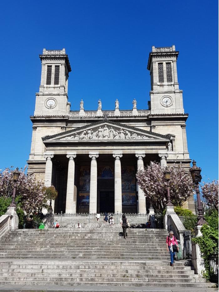 Journées du patrimoine 2020 - Visite guidée d'une église typique de la 1ère moitié du XIXe siècle