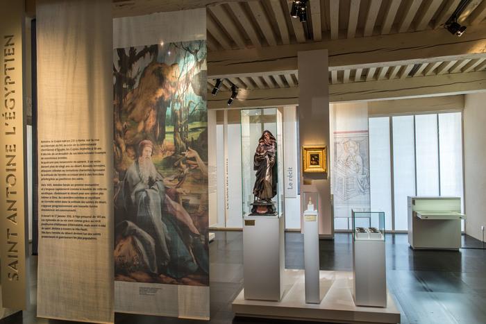 Journées du patrimoine 2019 - Visites-Flash du parcours muséographique