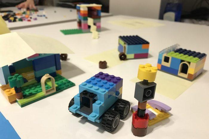 Journées du patrimoine 2019 - Atelier lego participatif