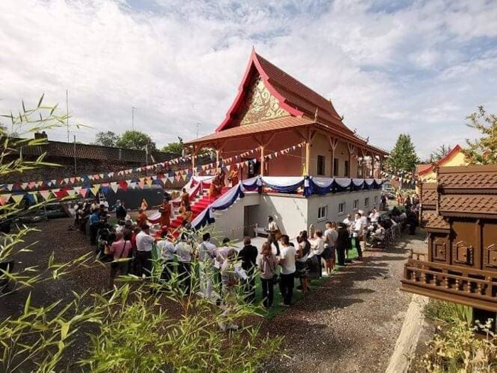 Journées du patrimoine 2020 - Annulé | Visite du lieu de culte bouddhique Théravada à Roubaix