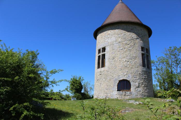Journées du patrimoine 2020 - Visite libre de la tour de Boitron