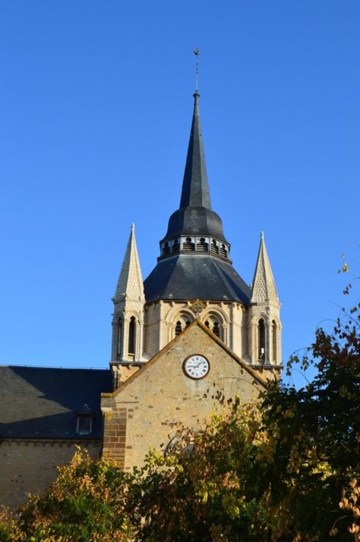 Journées du patrimoine 2020 - Visite contée de l'église de Fresnay sur Sarthe