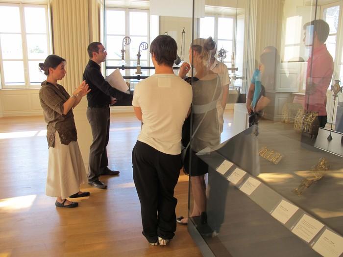 Journées du patrimoine 2020 - Visite en Langue des Signes Française