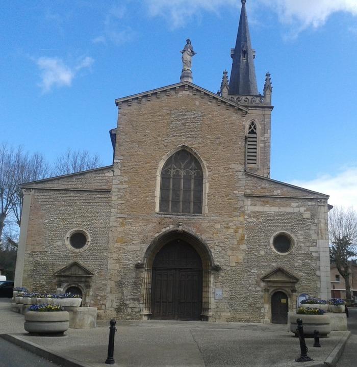 Journées du patrimoine 2019 - Collégiale Notre Dame-des-Marais - visite commentée - découverte de l'orgue