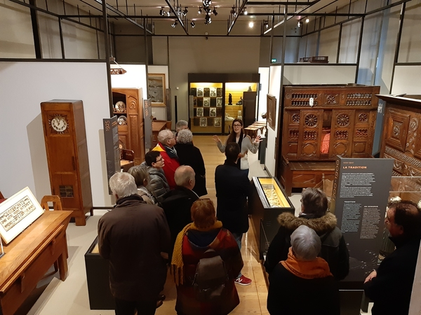 Nuit des musées 2019 -Au hasard du chapeau !