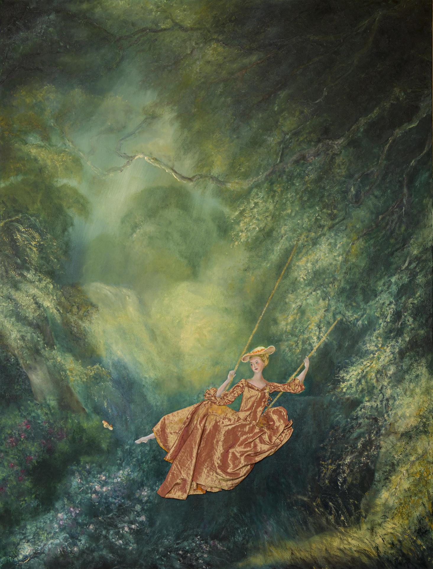 """Exposition """"Ailleurs"""" de Camille Monnier du 18 au 30 sept dans le cadre de l'Eté Indien"""