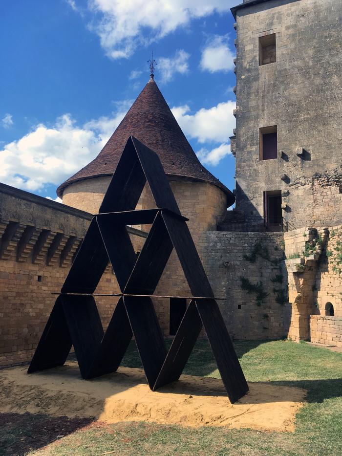 Journées du patrimoine 2019 - Jimmy Richer au château