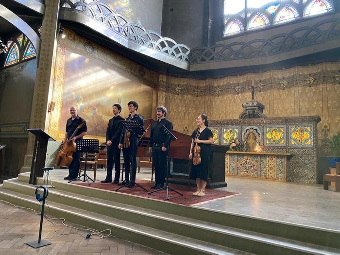 Journées du patrimoine 2020 - Concert baroque par l'ensemble Sylène
