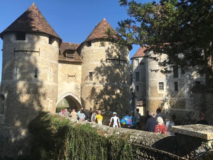 Journées du patrimoine 2020 - Visite libre du domaine d'Harcourt, château et arboretum