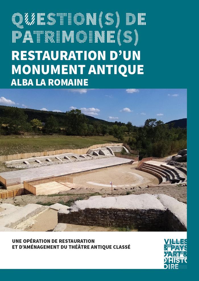 Journées du patrimoine 2020 - Le théâtre antique d'Alba-la-Romaine