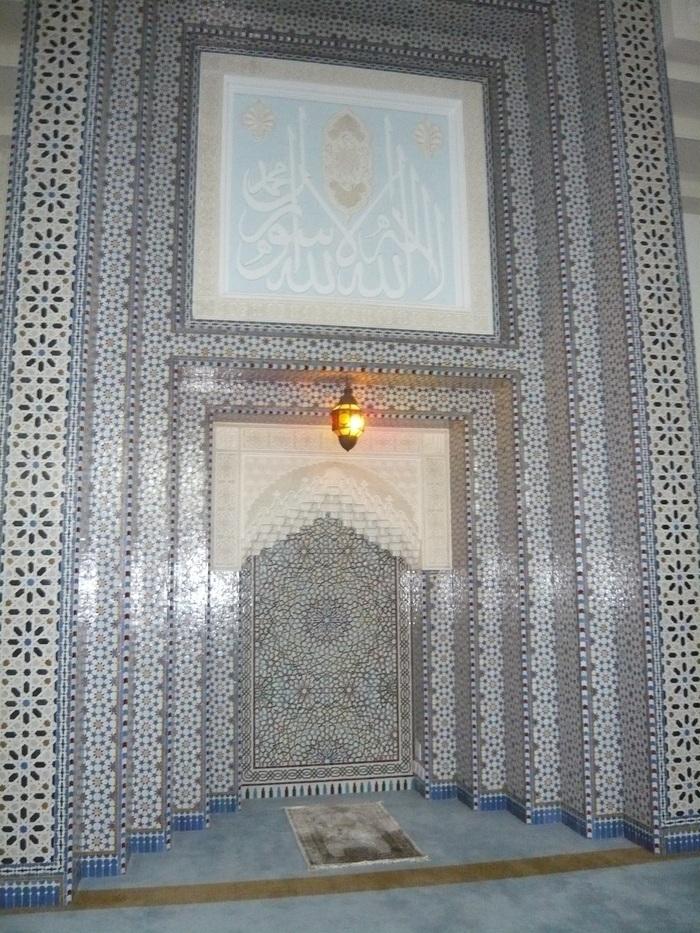 Journées du patrimoine 2020 - Visite guidée de la Grande Mosquée de Strasbourg