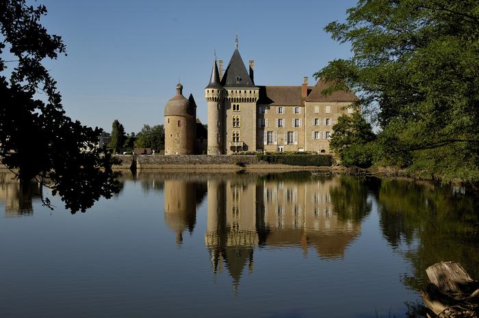 Journées du patrimoine 2019 - Visite commentée des extérieurs du Château de La Clayette