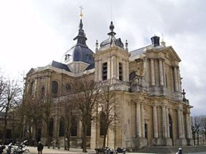 Journées du patrimoine 2020 - Visite guidée de la cathédrale Saint-Louis de Versailles